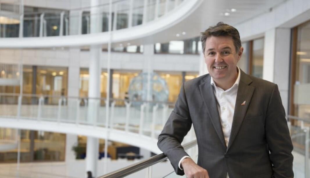 Geir Karlsen er ny konsernsjef i Norwegian.