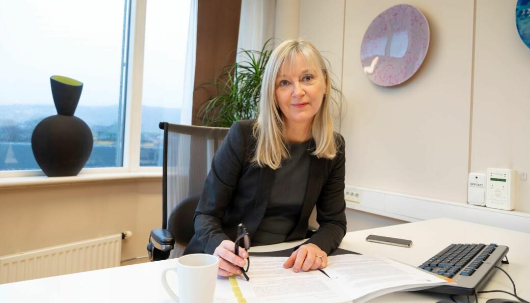 – De aller fleste arbeidsgiverne tar smittevern på alvor, men mange synes det er krevende å holde seg oppdatert når regelverket endrer seg relativt ofte, sier direktør Trude Vollheim i Arbeidstilsynet.
