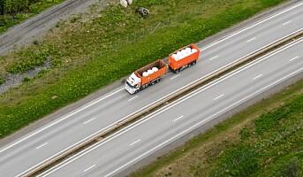 Økonomisk kjøring gir færre ulykker