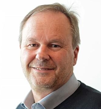 Lars Bjørgård, prosjektsjef i Nye Veier.