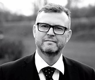 Sikkerhets- og beredskapssjef i Trondheim Spektrum , Terje Stewart Marriott.