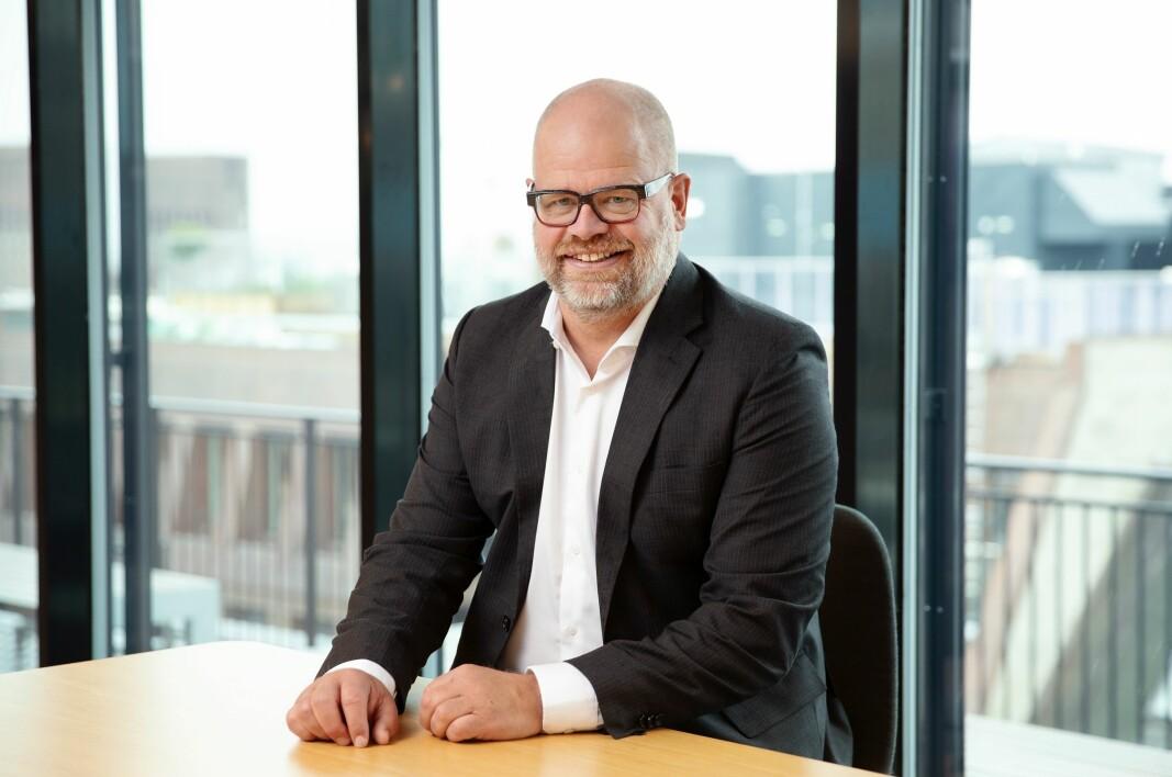 Daglig leder i HR Norge, Even Bolstad.