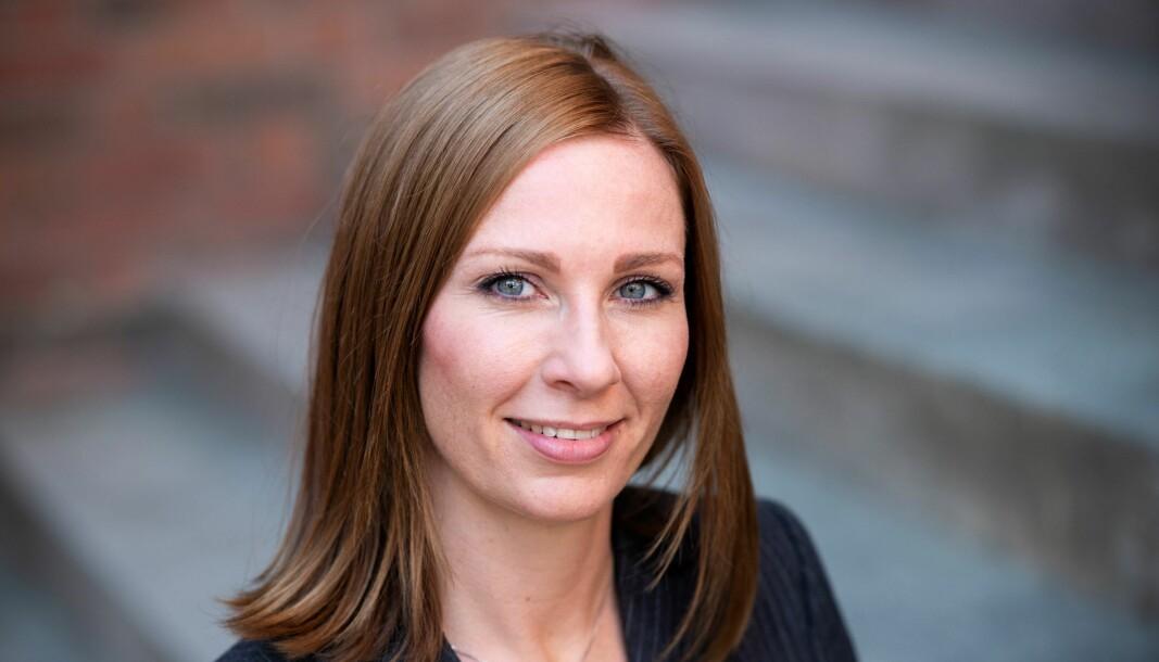 Forsker Vilde Hernes, NIBR, OsloMet.