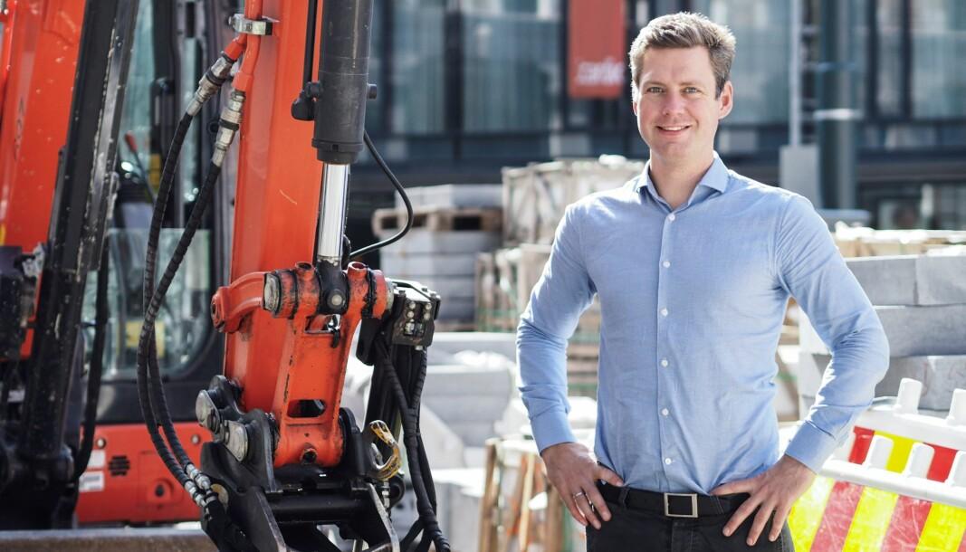 Første halvår i år har man sett en økning på nesten 50 prosent i antall stillingsutlysninger på FINN jobb, forteller Christopher Ringvold, jobbanalytiker og leder for FINN jobb.