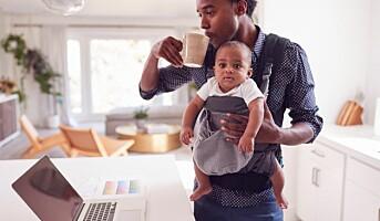 Pappaperm endrer ikke gjenstridige kjønnsroller