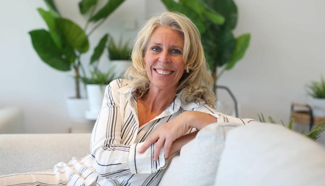Petra Axdorff, påtroppende konsernsjef i BAMA Gruppen.