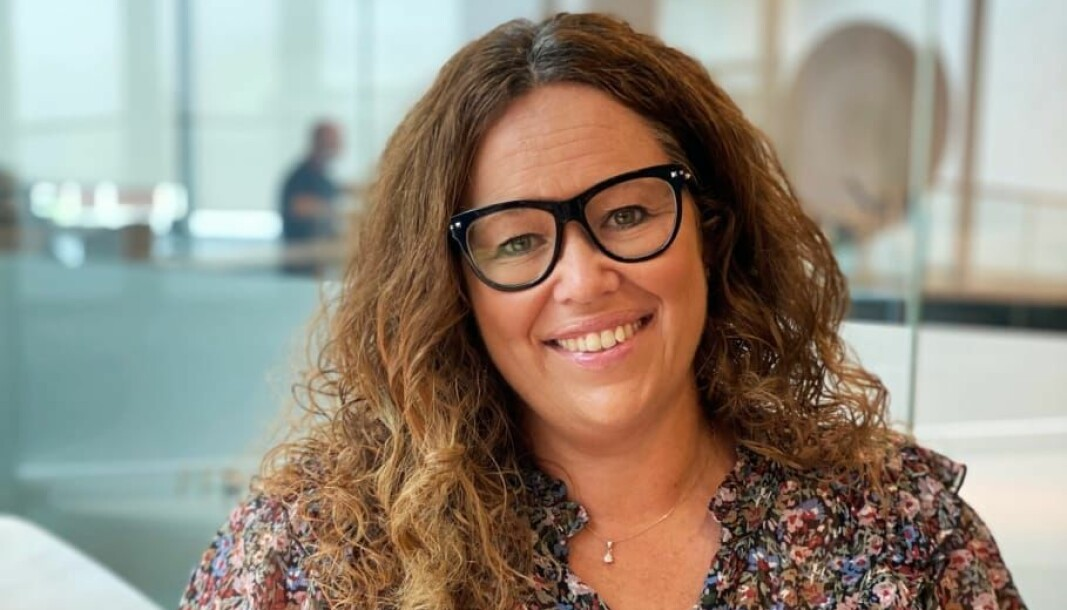 Ny HR-direktør i Simployer er Eilin Gillesen.