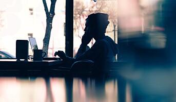 6 av 10 studenter mer ensomme