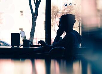Veldig mange studenter er fortsatt ensomme