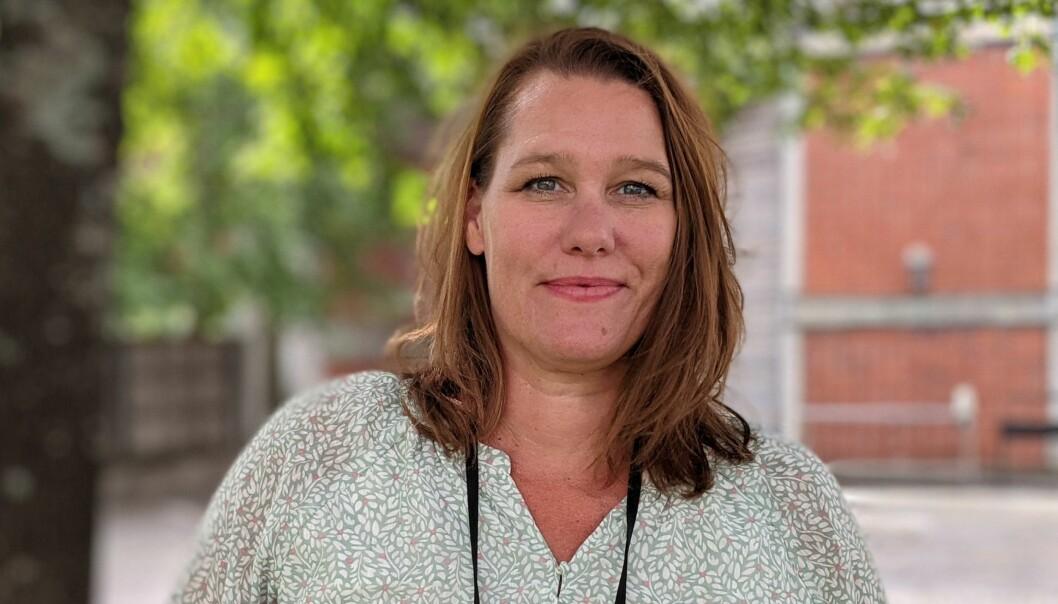 Lene Bomann-Larsen med tydelige prioriteringer av forskningen ved Politihøgskolen.