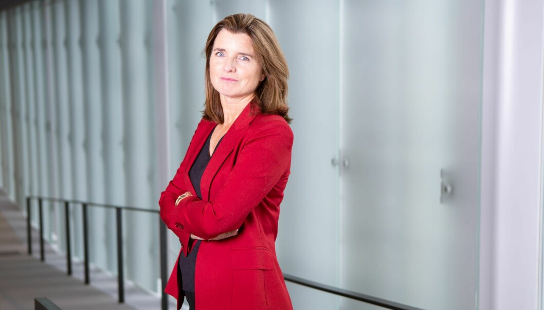 Skattedirektør Nina Schanke Funnemark.