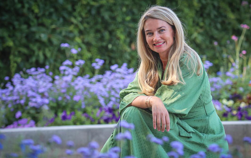 Yvonne Fosser.