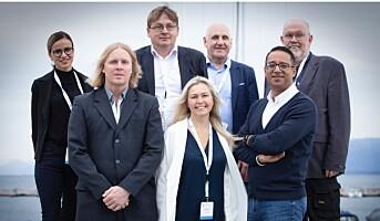 Nytt forbundsstyre i SMB Norge