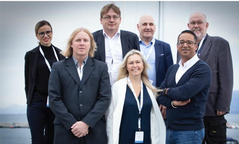 Her er den nye ledelsen i SMB Norge