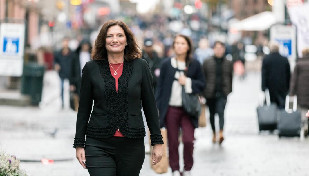 Libe Rieber-Mohn, direktør i Integrerings- og mangfoldsdirektoratet (IMDi).