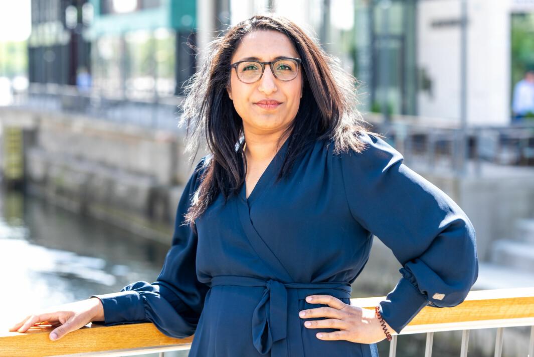 Farah Ali, juridisk sjef i NITO.