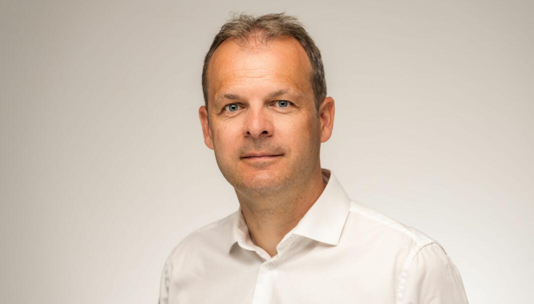Bjørn Ekner, Senior Director Global Product Marketing i Jabra.