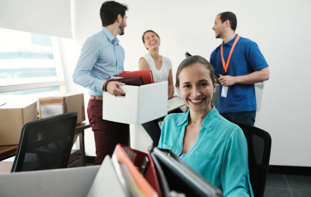 Det nye arbeidslivet gjør det helt nødvendig å forstå risikobildet for å sikre en hensiktsmessig organisering av arbeidet framover.