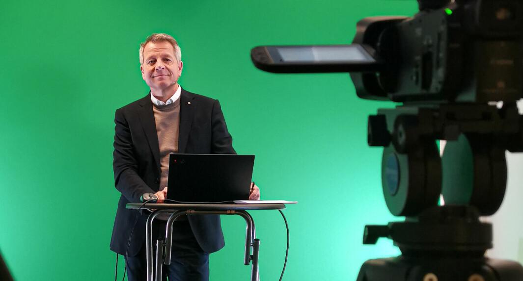 Stadig flere bedrifter lager egne TV-sendinger