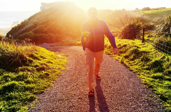 Fem store fordeler med bare å gå