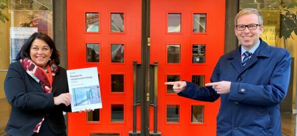 Norsk reiselivs-strategi er pensum ved Harvard