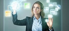 Kvinnelige høyteknologi-gründere føler seg utenfor